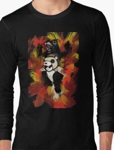 Folie á Watercolor (black) Long Sleeve T-Shirt