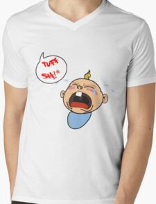 its really tough sometimes Mens V-Neck T-Shirt