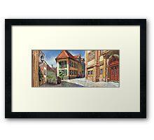 Germany Baden-Baden 02 Framed Print