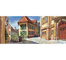 Germany Baden-Baden 02 Photographic Print