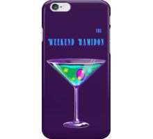 The Weekend Hamidon iPhone Case/Skin