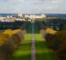 The Long Walk by Paul Davey