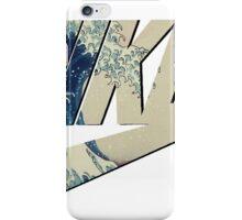 GREAT WAVE OF KANAGAWA iPhone Case/Skin