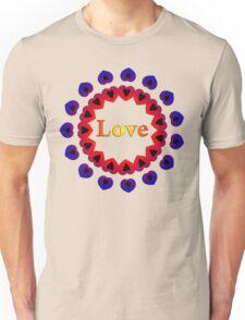 Circle of Love Unisex T-Shirt