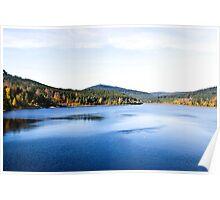 Schluchsee Lake-Germany-Schwarzwald Poster