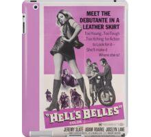 Hell's Belles (Pink) iPad Case/Skin