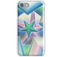 Metallic Stars iPhone Case/Skin