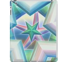 Metallic Stars iPad Case/Skin