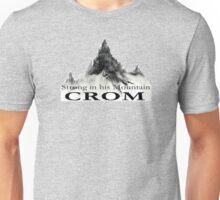 Crom's Mountain Unisex T-Shirt