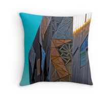 Colour palette Throw Pillow