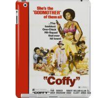Coffy (Red) iPad Case/Skin