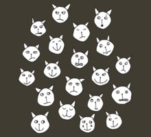 Twenty Cats T-Shirt