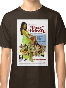 Foxy Brown (Green) Classic T-Shirt