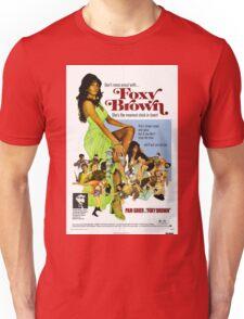 Foxy Brown (Green) Unisex T-Shirt