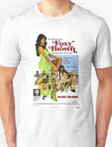 Foxy Brown (Green) T-Shirt