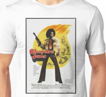 Cleopatra Jones (Yellow) Unisex T-Shirt