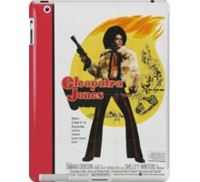 Cleopatra Jones (Red) iPad Case/Skin