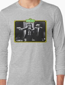 Pulp Fiction Bert & Ernie Long Sleeve T-Shirt