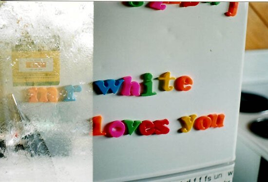 waterwall//mr white loves you by Laura Owsianka