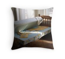 Staged Throw Pillow