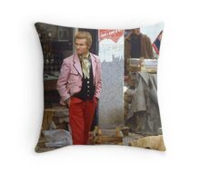 Dressed To Kill, Portugal Throw Pillow