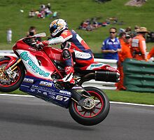 Shane Byrne 2008 British superbike champion by 1throughmyeyes
