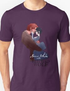 Snow White and the Big Bad Wolf T-Shirt