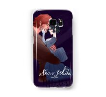 Snow White and the Big Bad Wolf Samsung Galaxy Case/Skin