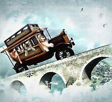 The Tabbytown Transport by Christina Brundage