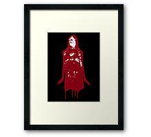 Carrie Framed Print