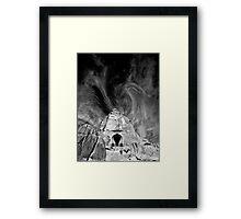 3831 Framed Print