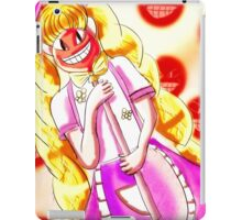 Grin Loilpop Candy Girl  iPad Case/Skin
