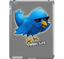 Tweet life Print iPad Case/Skin