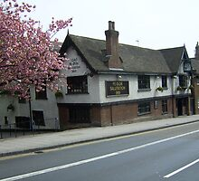 Ye Olde Salutation Inn, Nottingham by Lensman2008