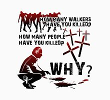 HOW MANY AND WHY? Light Shirts Unisex T-Shirt