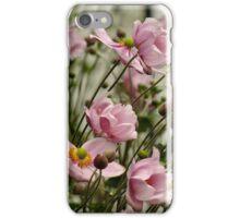 Japanese Wind Flowers iPhone Case/Skin
