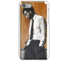 This is the way the world ends iPhone Case/Skin