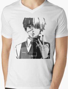 tokyo ghoul kaneki Mens V-Neck T-Shirt