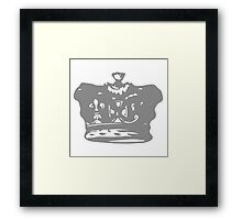 A Complete Guide to Heraldry - Figure 647 — Coronet of the younger children of the Sovereign Framed Print