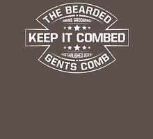 The Bearded Gents Logo Unisex T-Shirt