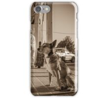 Dogs don't Vote iPhone Case/Skin