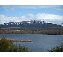 Loch Insh, Highlands  Photographic Print