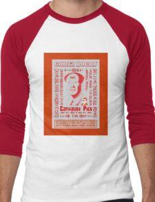 China Rocks....Tibet and all Capitalist Pigs Men's Baseball ¾ T-Shirt