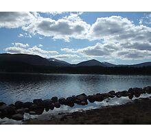 Loch Morlich, Highlands  Photographic Print