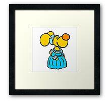 Betsy Ross Ditto Framed Print