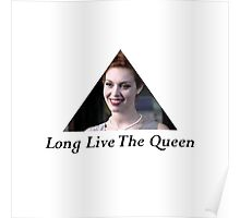 Abaddon, Long Live The Queen Poster