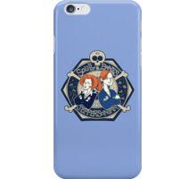 Scully & Bones Club iPhone Case/Skin