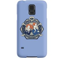 Scully & Bones Club Samsung Galaxy Case/Skin
