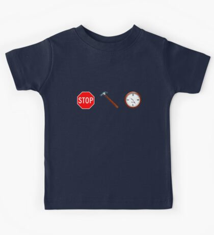 Stop! hammertime Kids Tee