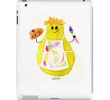 Artist Bean iPad Case/Skin